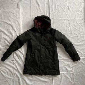 Oakley Black Ski Snowboard Winter Jacket 3M